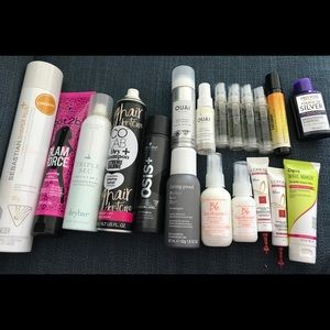 Makeup - Skin care and hair products / ask me for details